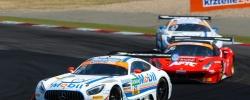 ADAC GT Masters, 8 + 9. Lauf - Nürburgring 2018 - Foto: Gruppe C Photography; #21 Mercedes-AMG GT3, Team Zakspeed BKK Mobil Oil Racing: Luca Stolz, Sebastian Asch
